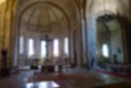 Choeur Abbaye Saint-André Meymac