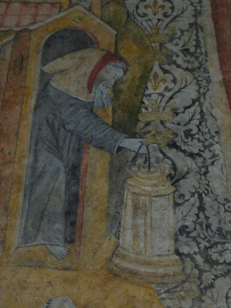 Abbaye Solignac saint christophe