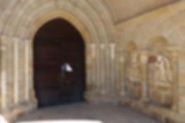 Lagraulière romanesque church