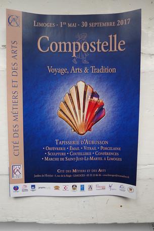 """Conférence sur """"Compostelle et le Limousin médiéval"""""""