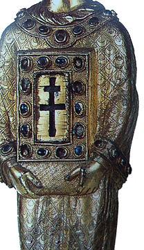 Reliquaire de la Croix des Billanges