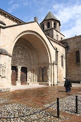 Abbaye Beaulieu-sur-Dordogne