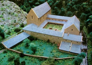 Monastère de Coyroux d'Obazine