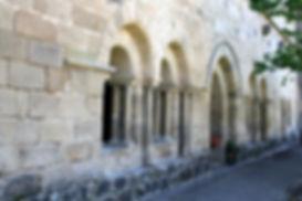 Salle capitulaire Aubazine