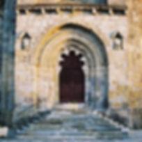 Portail de l'Abbaye de Vigeois