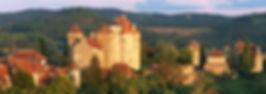 Châteaux de Curemonte