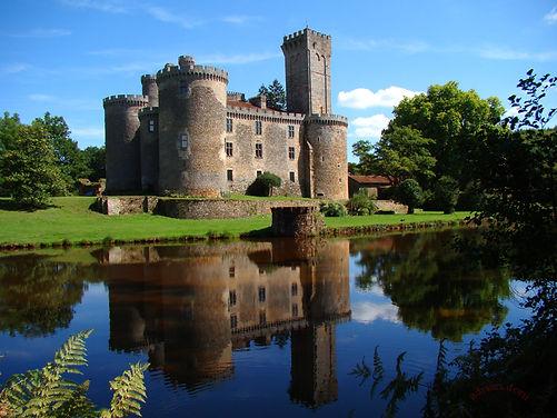 Châteaux Limousin