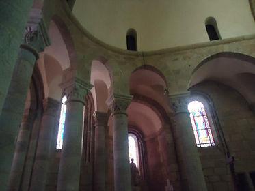 Déambultoire Bénévent l'Abbaye