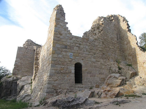 Chateau et forteresse de Crozant