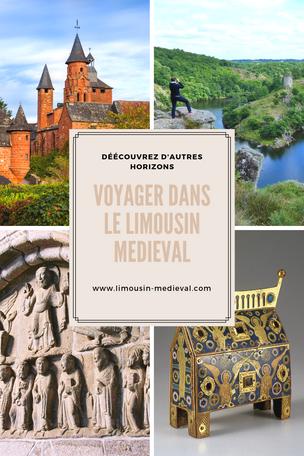 Podcast à la découverte du Limousin médiéval