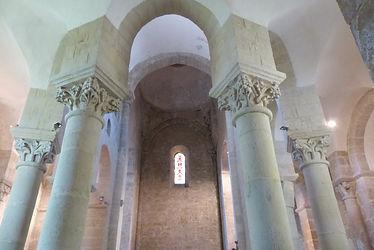Chapiteaux église de Saint-Robert