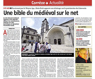 Bible du Limousin médiéval