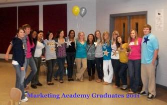 2011 Marketing Academy Graduates