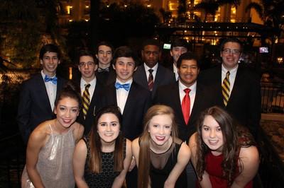 2016 Marketing Academy Graduates