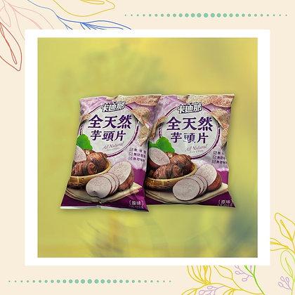 卡迪那全天然芋頭片原味(62g)