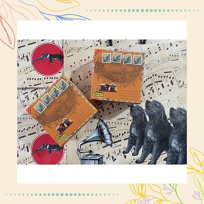 日出 - 原味太陽餅旅行裝2盒 3入/1盒