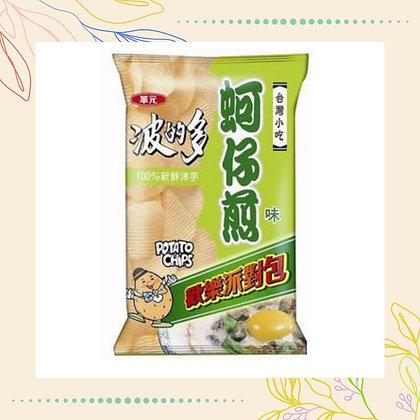 波的多洋芋片派對包蚵仔煎味(150g)