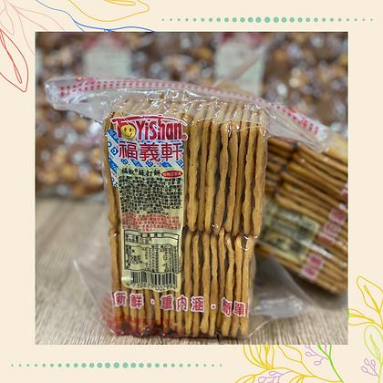 福義軒 - 福椒蘇打餅 (300g包裝)