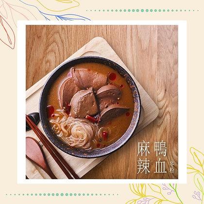 賈以食日麻辣鴨血冬粉(485g)