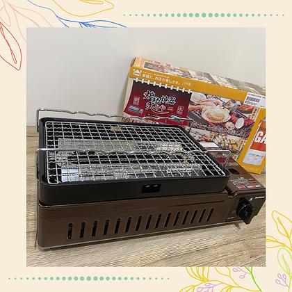日本Iwatani岩谷新網烤串燒磁式瓦斯烤爐