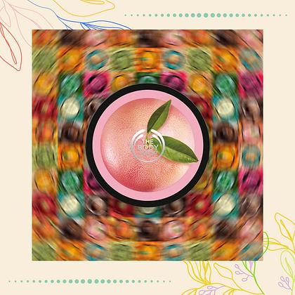 粉紅葡萄柚身體滋養霜200ml