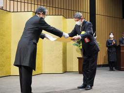 令和2年度 「文化庁長官表彰」の栄に浴して
