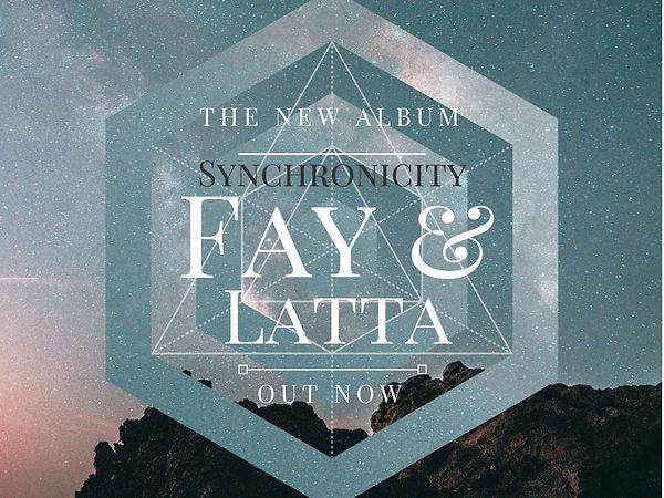 Synchronicity Album by Fay & Latta