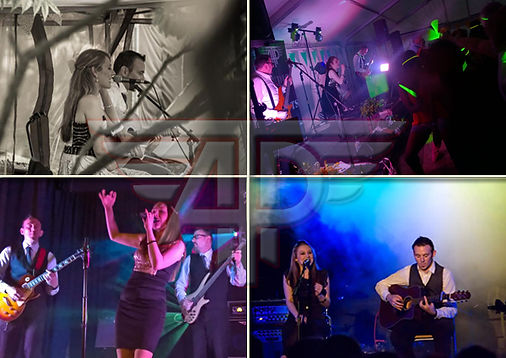 Audio Test Pilots - wedding, function and party band