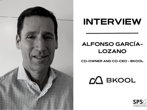 Our bonus monthly interview - Alfonso García-Lozano (BKOOL)