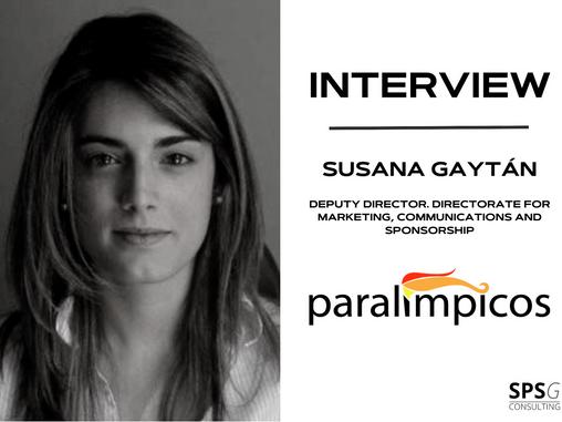 Nuestra entrevista mensual - Susana Gaytán (Paralímpicos)