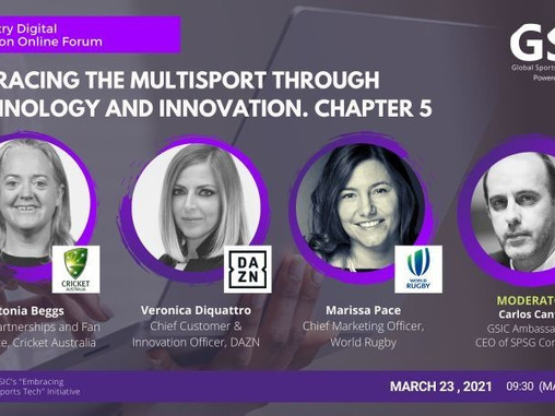 Embracing the multisport through technology and innovation - International Women's Day special