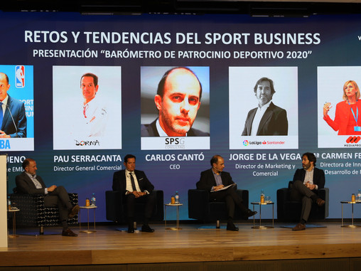 The entry of investment funds into sport: NBA, LaLiga, Mediapro and Dorna representatives debate it