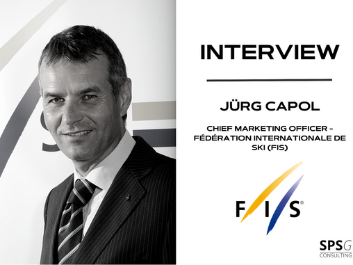 Our monthly interview - Jürg Capol (FIS)