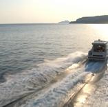 Yacht en drone