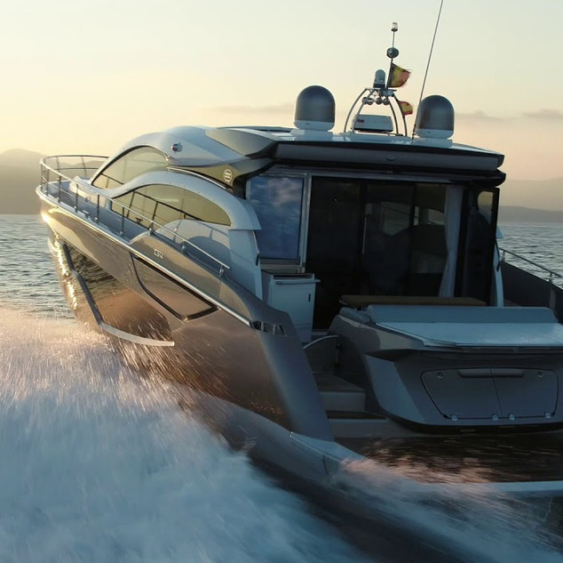 Yachting drone 2018