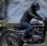 Publicité Moto Dandy Riders