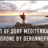 Surf en drone