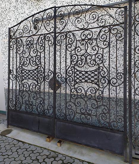 Cancello a 2 ante dim. 3 mt