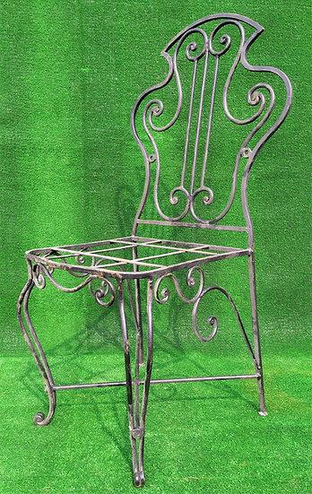 Sedia in ferro battuto (S1)