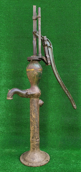Pompa da pozzo in ghisa - cm 130 h