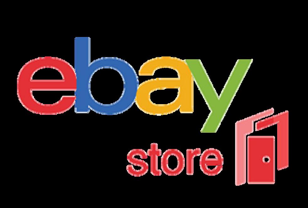 ebay store trasparente