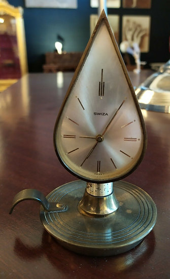 "Orologio sveglia ""Swiza Swiss"" Art Deco - anni '30"