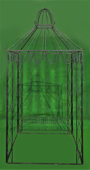 Gazebo spogliatoio quadrato 150 x 150 cm