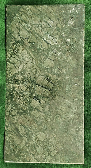 Top in marmo verde Alpi cm 100x200 - spess. 15mm