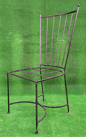 Sedia in ferro battuto (S11)