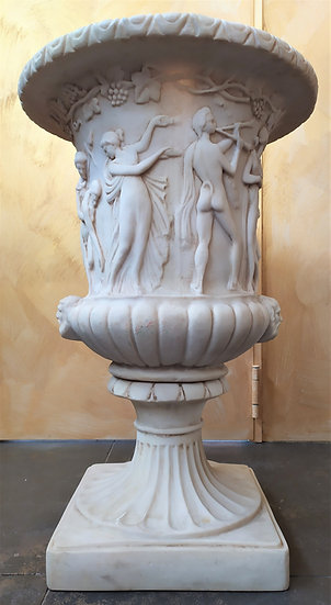 Grande vaso mediceo cm 90 H - fine XX secolo