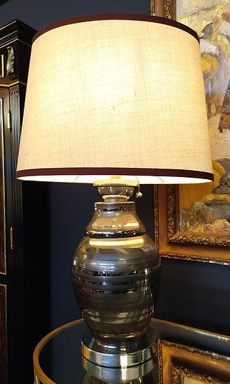 Grande lampada da tavolo anni '70