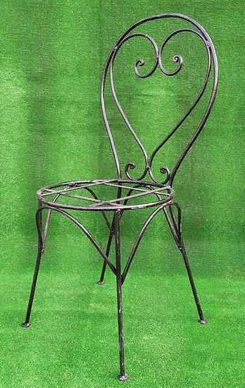 Sedia in ferro battuto (S2)