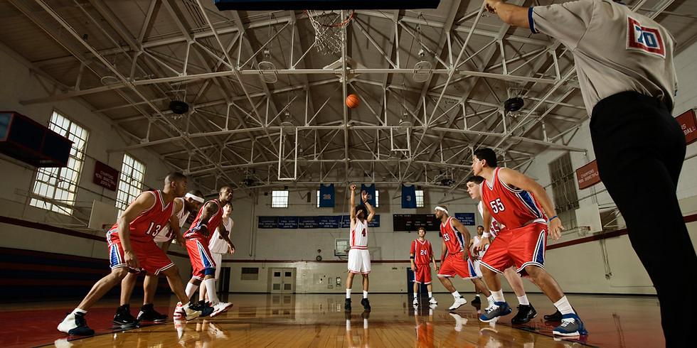 LA YMF Co-Ed Basketball League