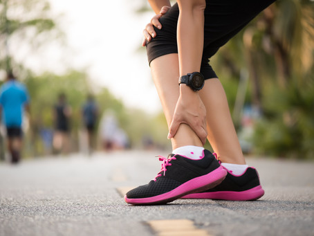 Ankle injuries in runners